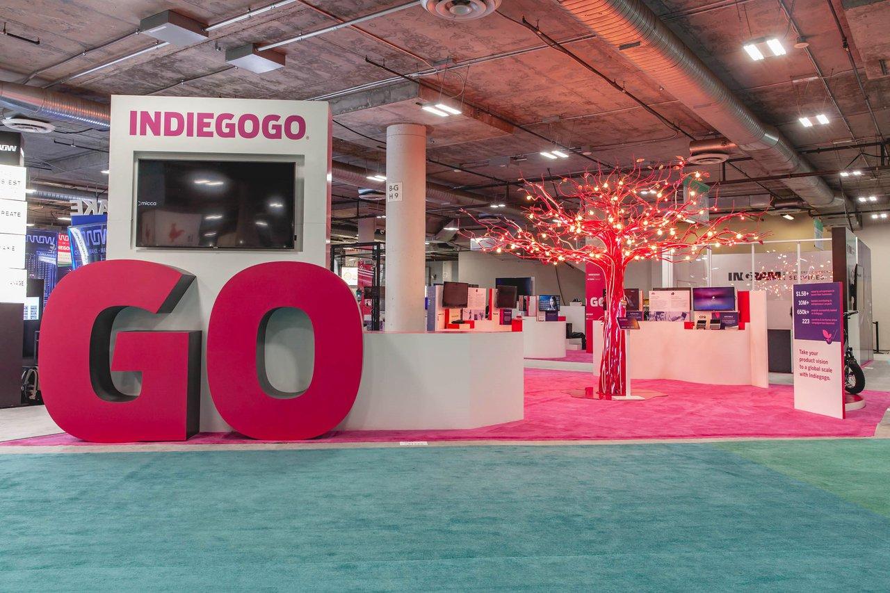 Indiegogo @ CES 2019 photo img1.jpg