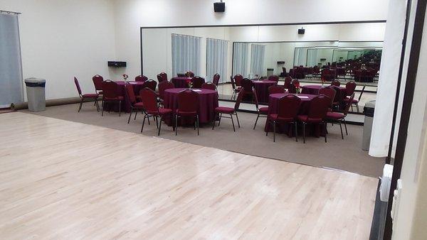 Junior Ballroom space photo