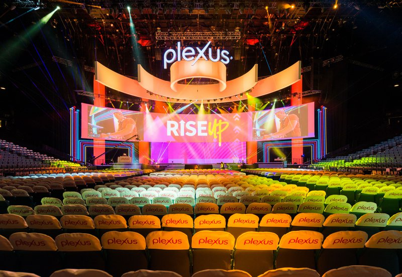 Plexus Rise Up cover photo