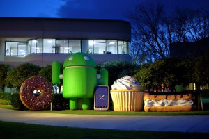 Google Headquarters -Various Androids photo Google - 1.jpg