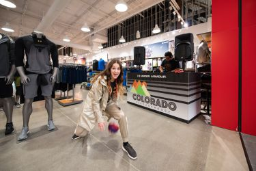 Under Armour Store Opening