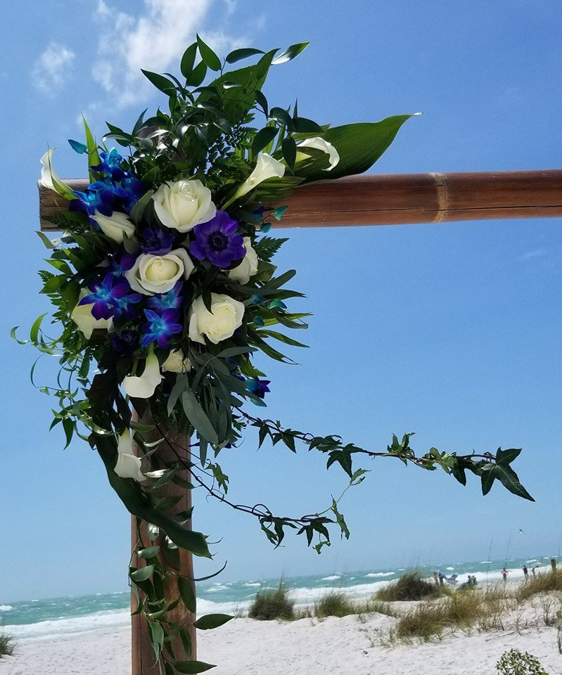 Weddings Various  photo beach arch sand bar.jpg