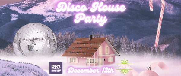 Disco House Party cover photo