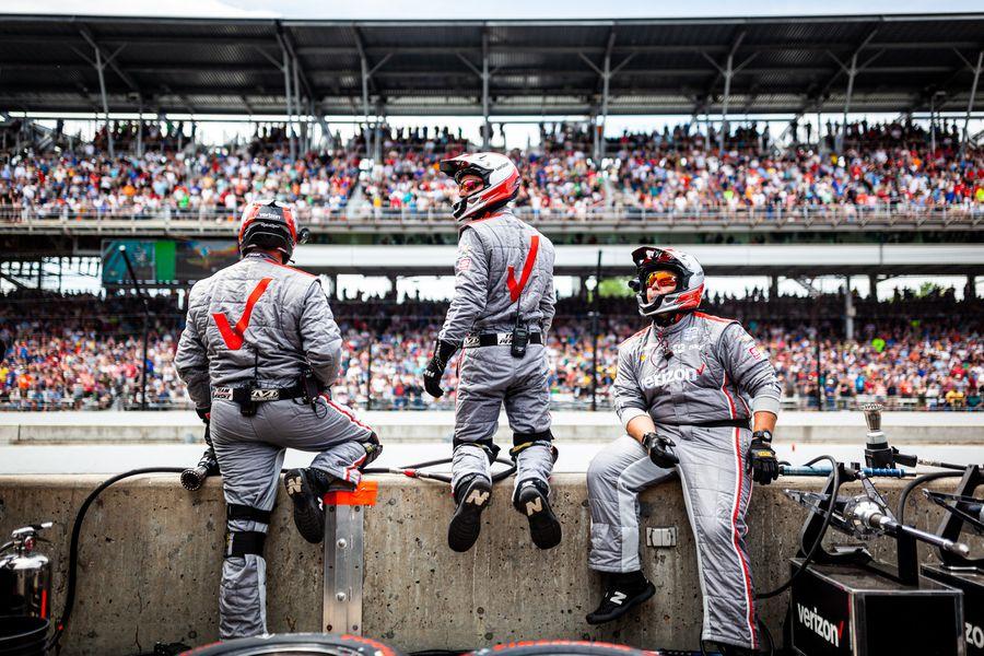 Verizon Indy 500 Sponsorship Activation