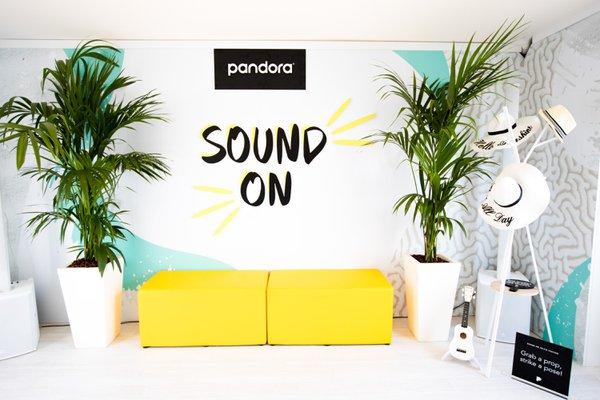 Pandora cover photo