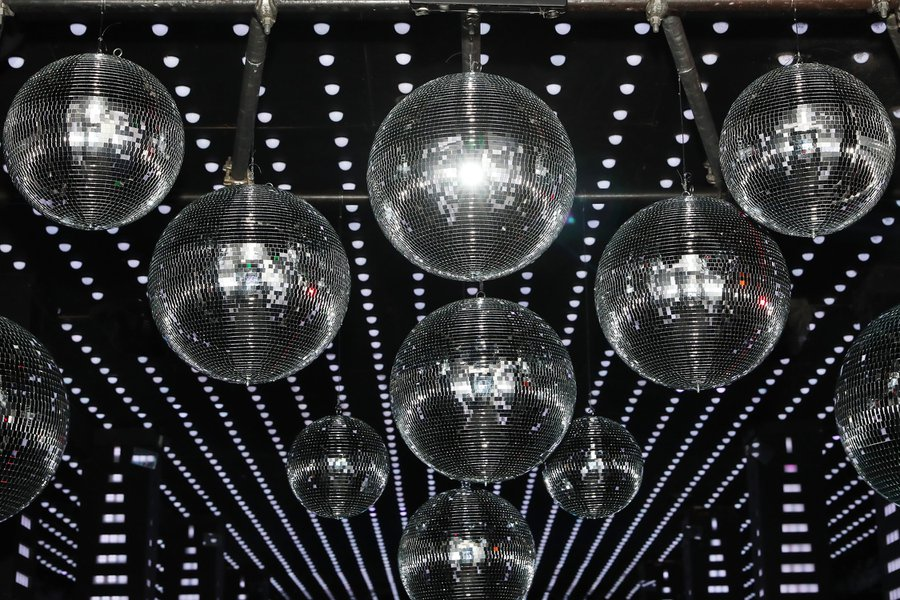 Disco-Themed Holiday Party cover photo