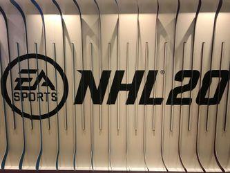 EA Games: NHL 20