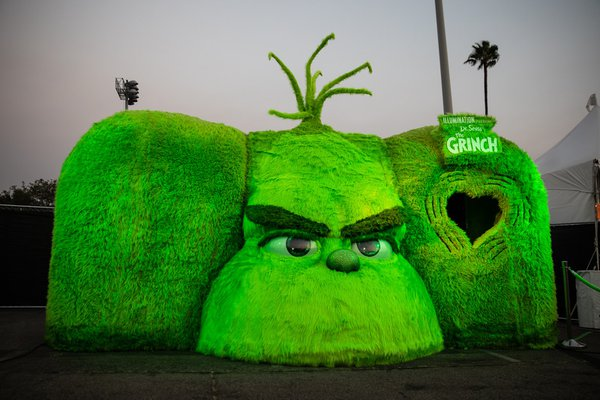 Camp Flog Gnaw Music Festival: TheGrinch cover photo