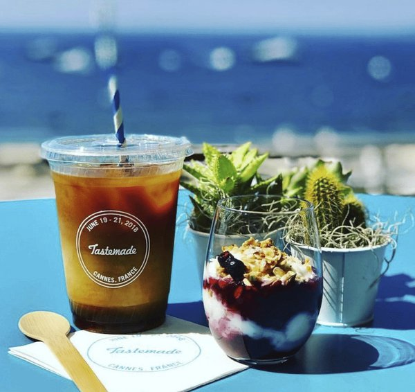 Tastemade – Breakfast Cafe at Cannes  cover photo