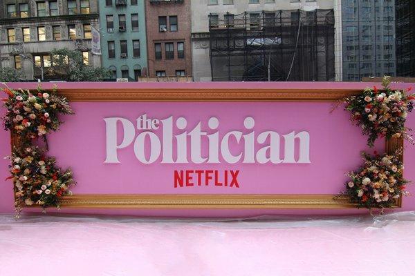 Netflix's The Politician Premiere cover photo