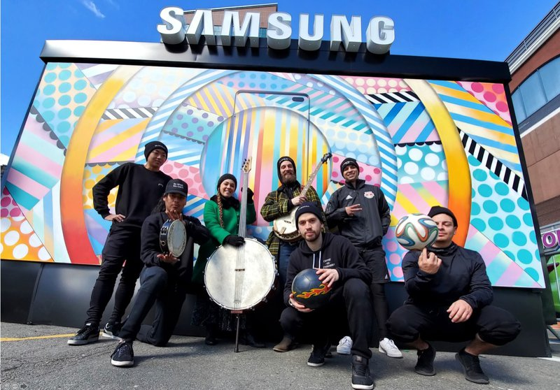 Samsung Experience Tour cover photo