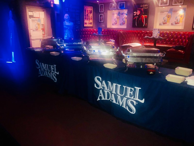SAMUEL ADAMS 1978 PRIVATE LAUNCH PARTY cover photo