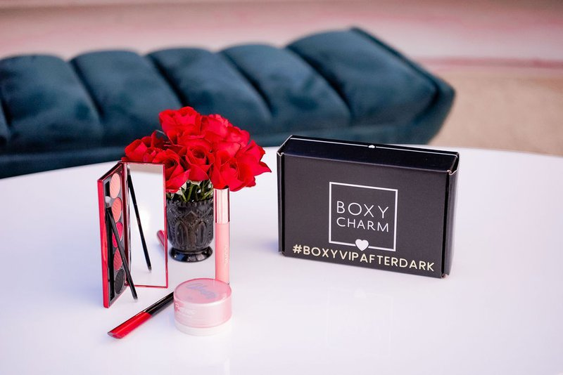 Boxy Charm Influencer Event