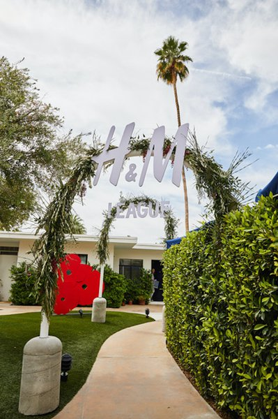 H&M House at Coachella cover photo