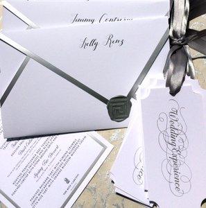 Ritz Carlton Wedding Experience photo Custom Dinner Menu.jpg