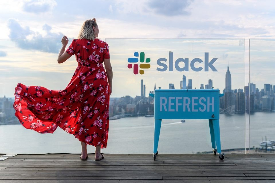 Slack Summer Party cover photo