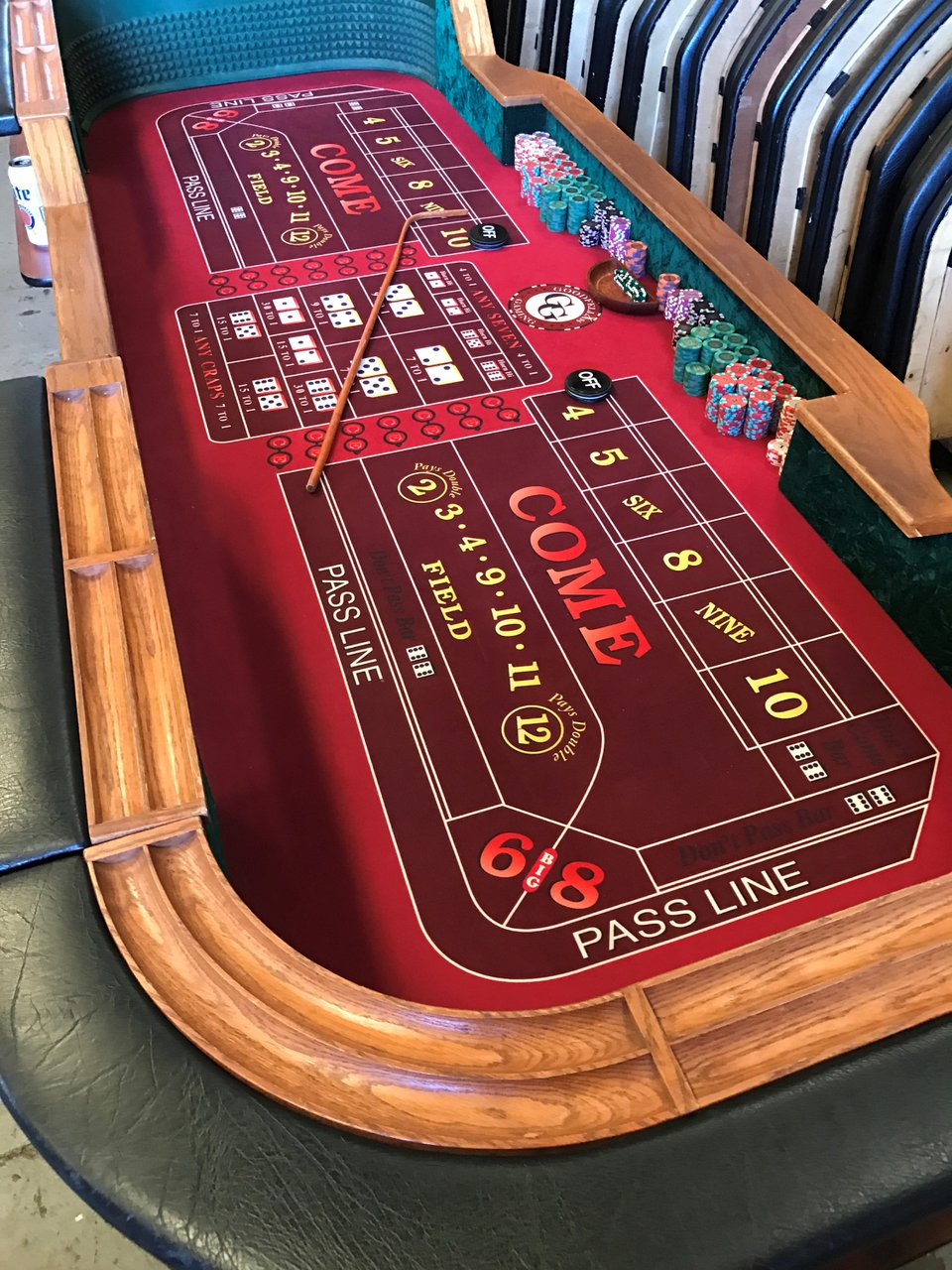 Casino Nights photo Craps & Accessories.jpg