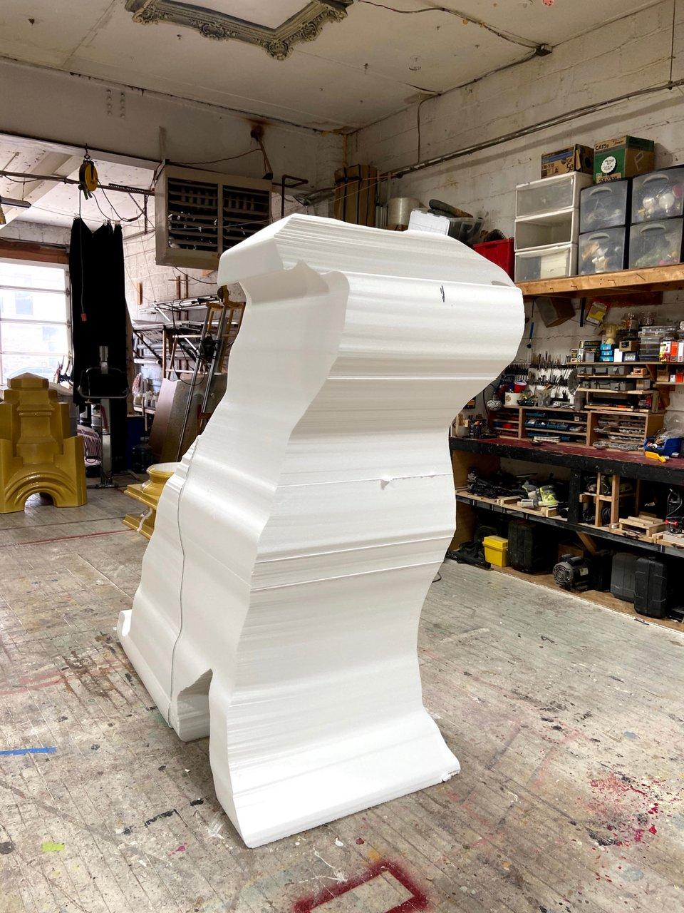 Fomo - 8 ft. Topiary Dog Sculpt photo FEBAA8CA-EAF5-4BF6-9184-CF75716E56E9.jpg