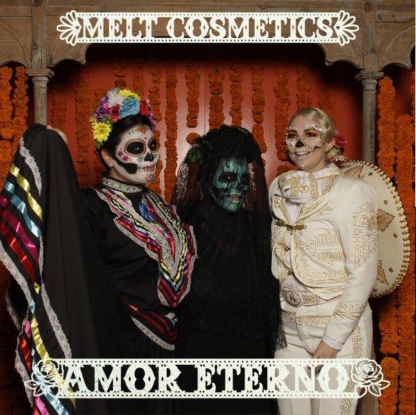 Melt Cosmetics - Amor Eterno  cover photo