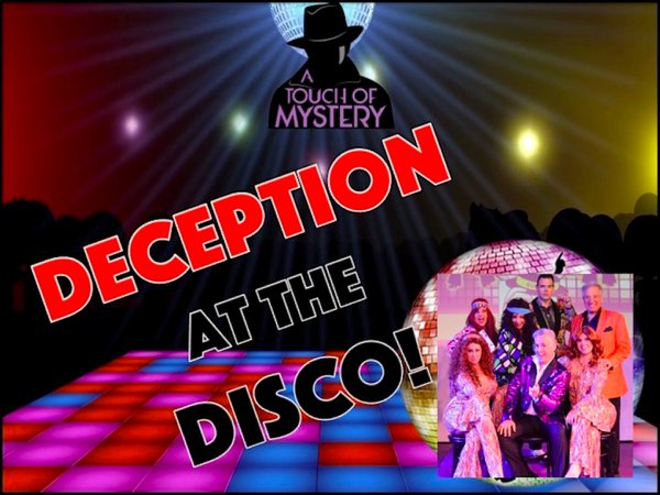 Deception At The Disco cover photo