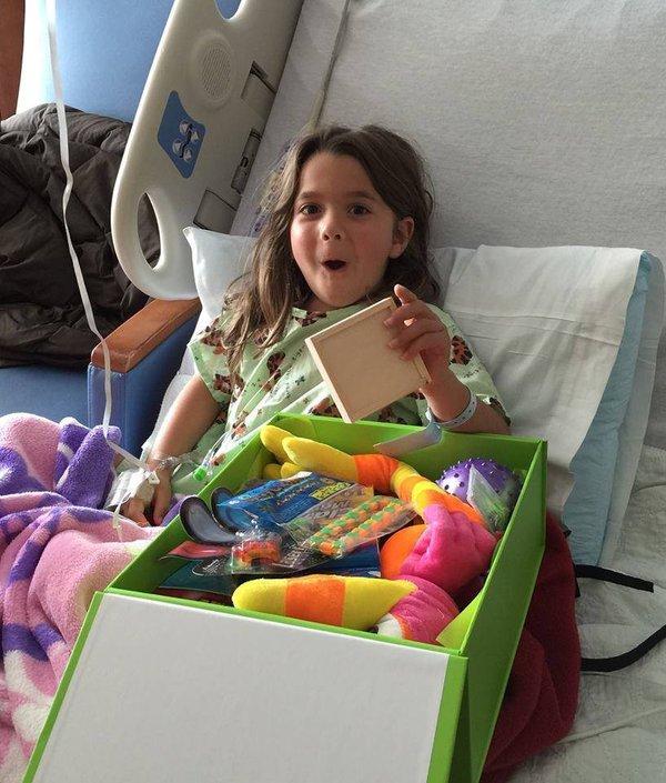 Virtual Team Building-Benefit Sick Kids