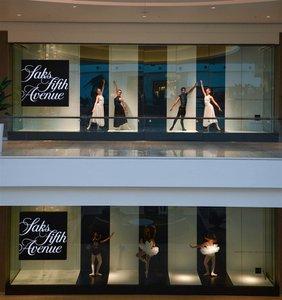 Saks Fifth Avenue, VIP Opening photo ballet dancers2.jpg