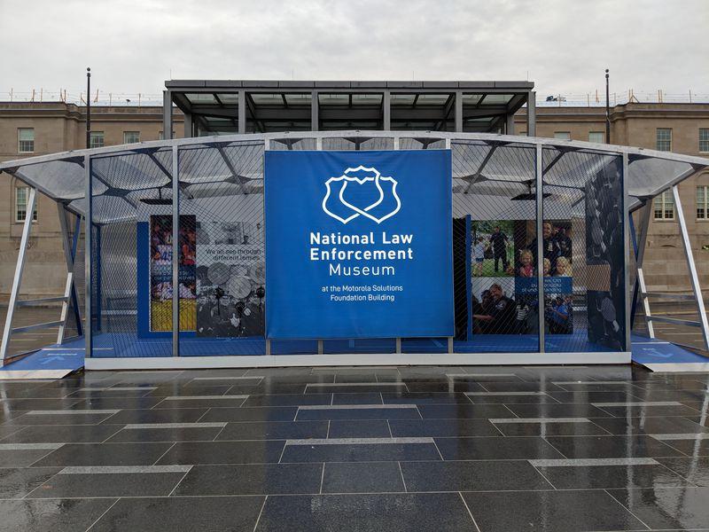 National Law Enforcement Museum Launch