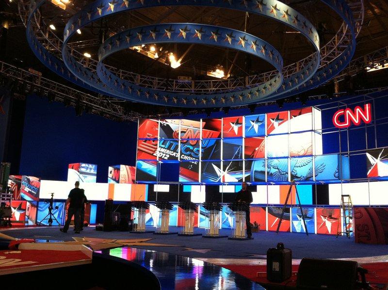 CNN Presidential Debate  cover photo