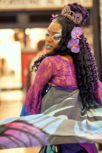 Pride Celebration at Westfield Center photo PurpleDancing.jpg