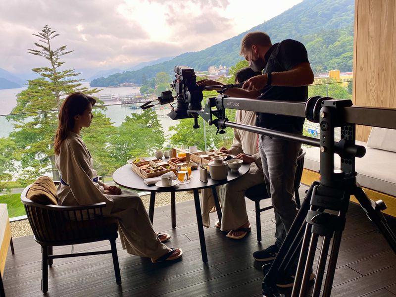 The Ritz-Carlton Japan Video Project