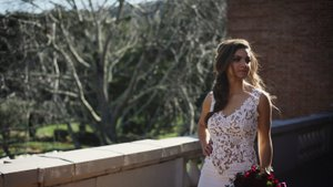 Filoli Gardens Editorial Shoot - Forest  photo Jeannette & Tucker - Wedding Day Feature Film - 4K.jpg