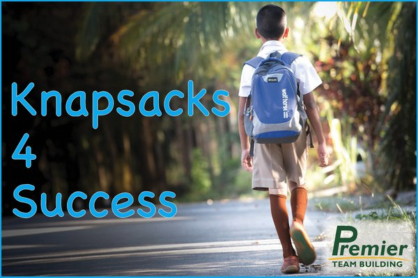 KNAPSACKS 4 SUCCESS cover photo