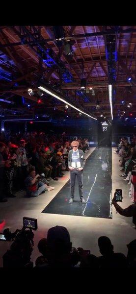 ADIDAS X MLS Fashion Show
