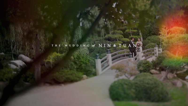 The Wedding of Nin and Tuan cover photo
