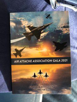 Air Attache Association Annual Banquet