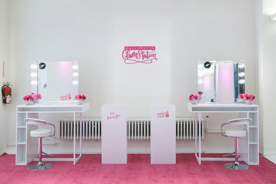 Makeup Geek Pop Up Shop