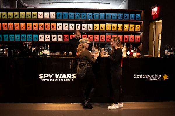 Spy Wars Series Launch cover photo