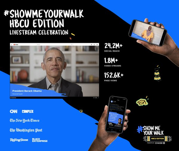 Show Me Your Walk: HBCU Edition cover photo