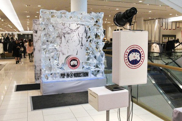 Canada Goose Ice Booth cover photo