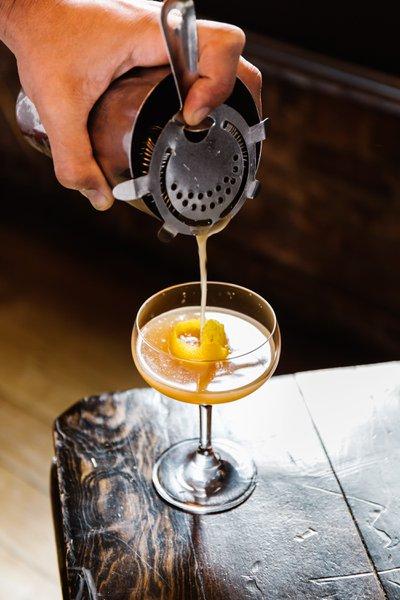Classic Cocktails - Stirred not shaken  photo SeasonalCosmo.jpg