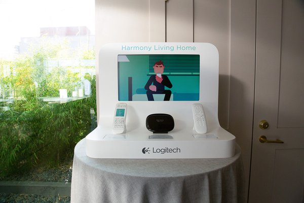 Logitech Harmony Connect Home Launch cover photo