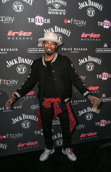 Jamie Foxx NBA All-Star Party cover photo