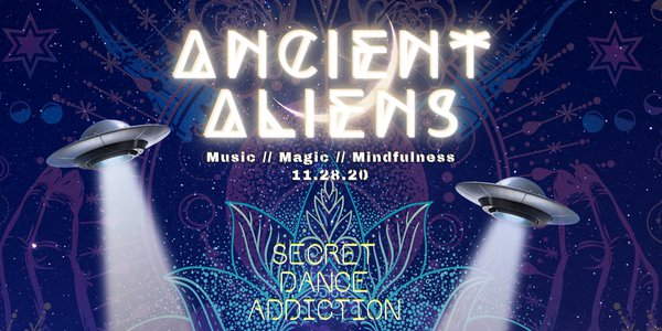 Ancient Aliens Dance Party cover photo