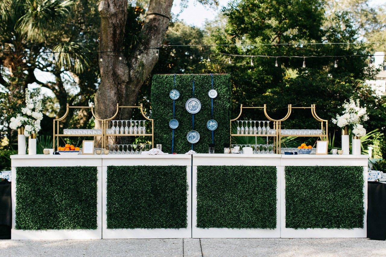 ZenEventRentals photo Boxwood Chameleon Bars and Gold Bar Backs.jpg