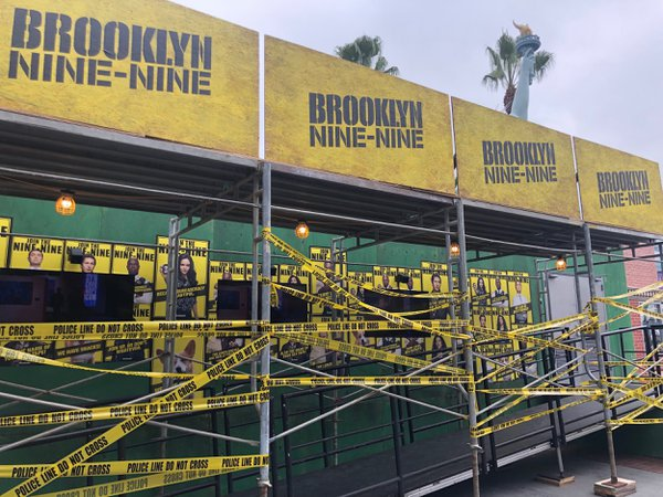 Brooklyn 99 - Comic Con '19 cover photo