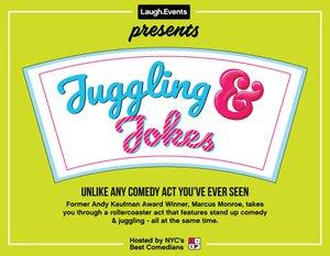 Juggling and Jokes - Comedy Show photo JugglingAndJokes2021.jpg