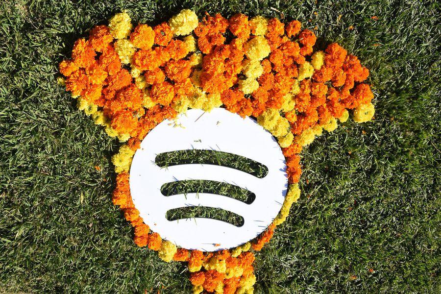 Spotify Dia De Los Muertos