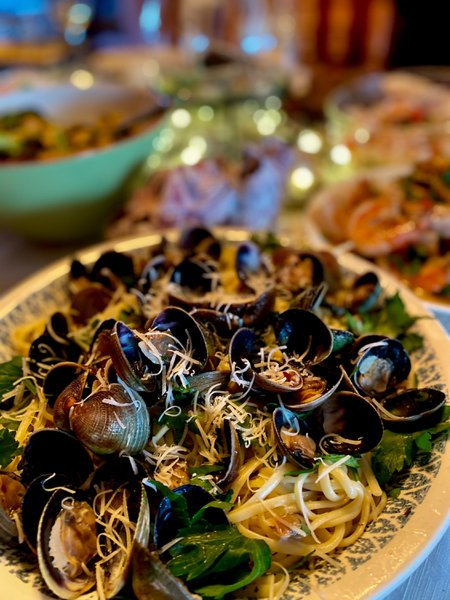 The Feast of the Seven Fishes cover photo
