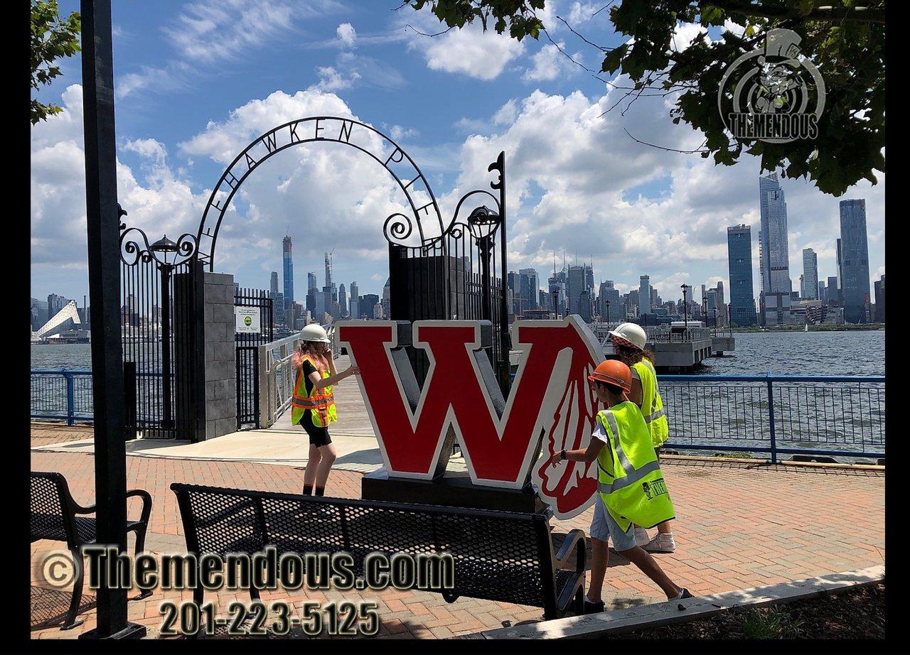 Weehawken Township Logo Signage photo 63BD6642-1B41-4AE7-85BC-697E14E798B7.jpg
