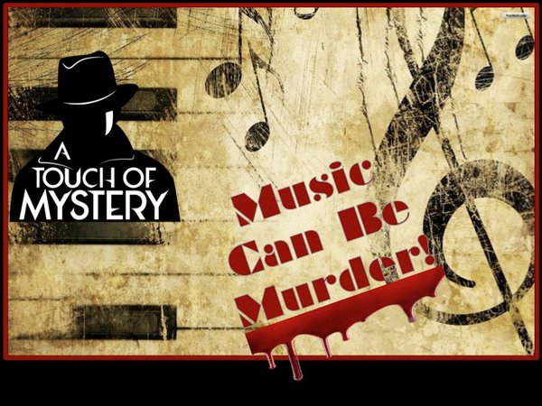 Music Can Be MURDER! cover photo
